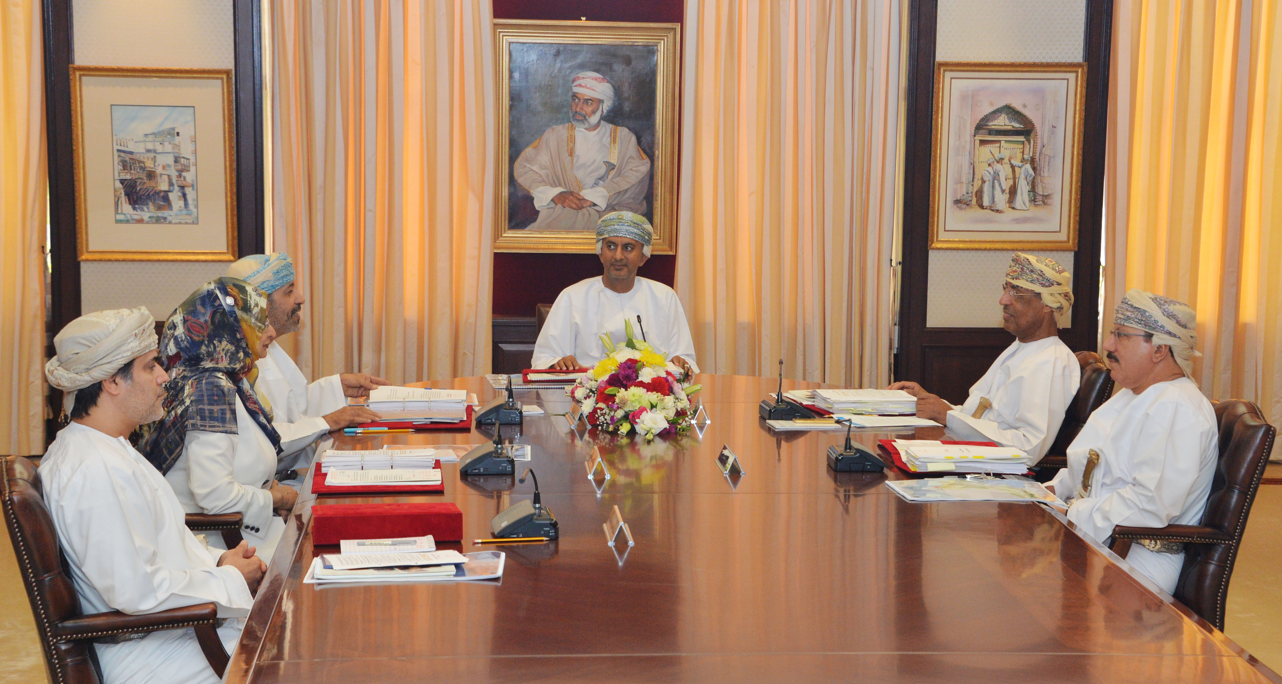 Supreme Council for Planning reviews infrastructure damage in Oman