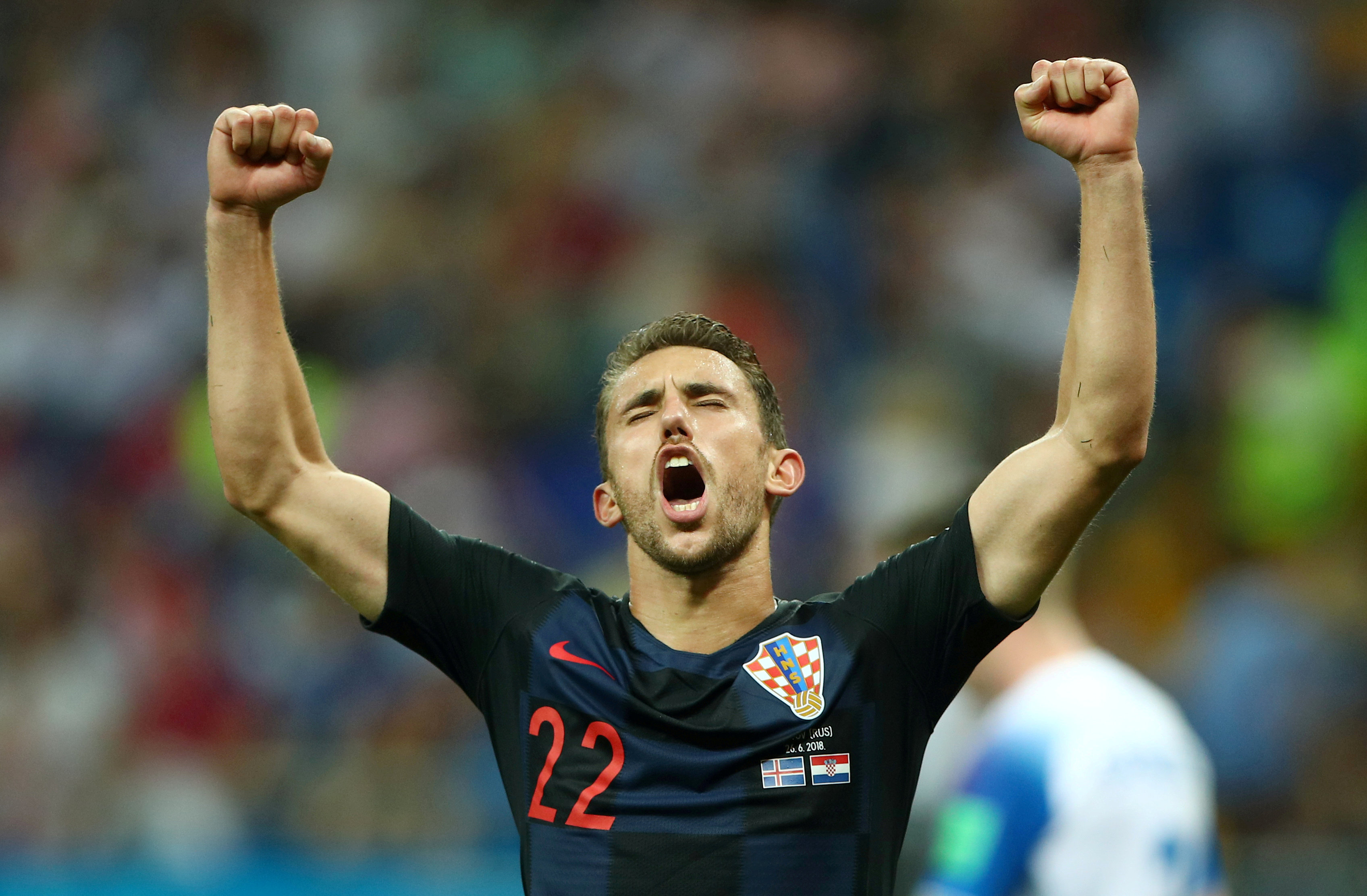 Football: Croatia on course to rival stunning run of '98