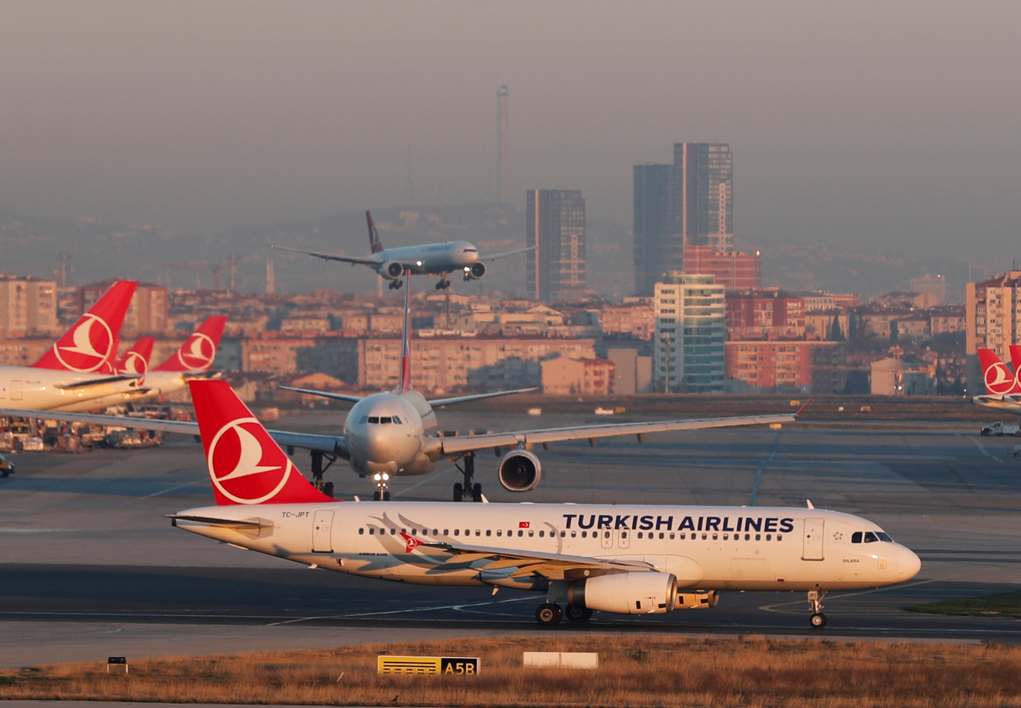 Turkish Airlines in talks to finance facilities at new Istanbul airport