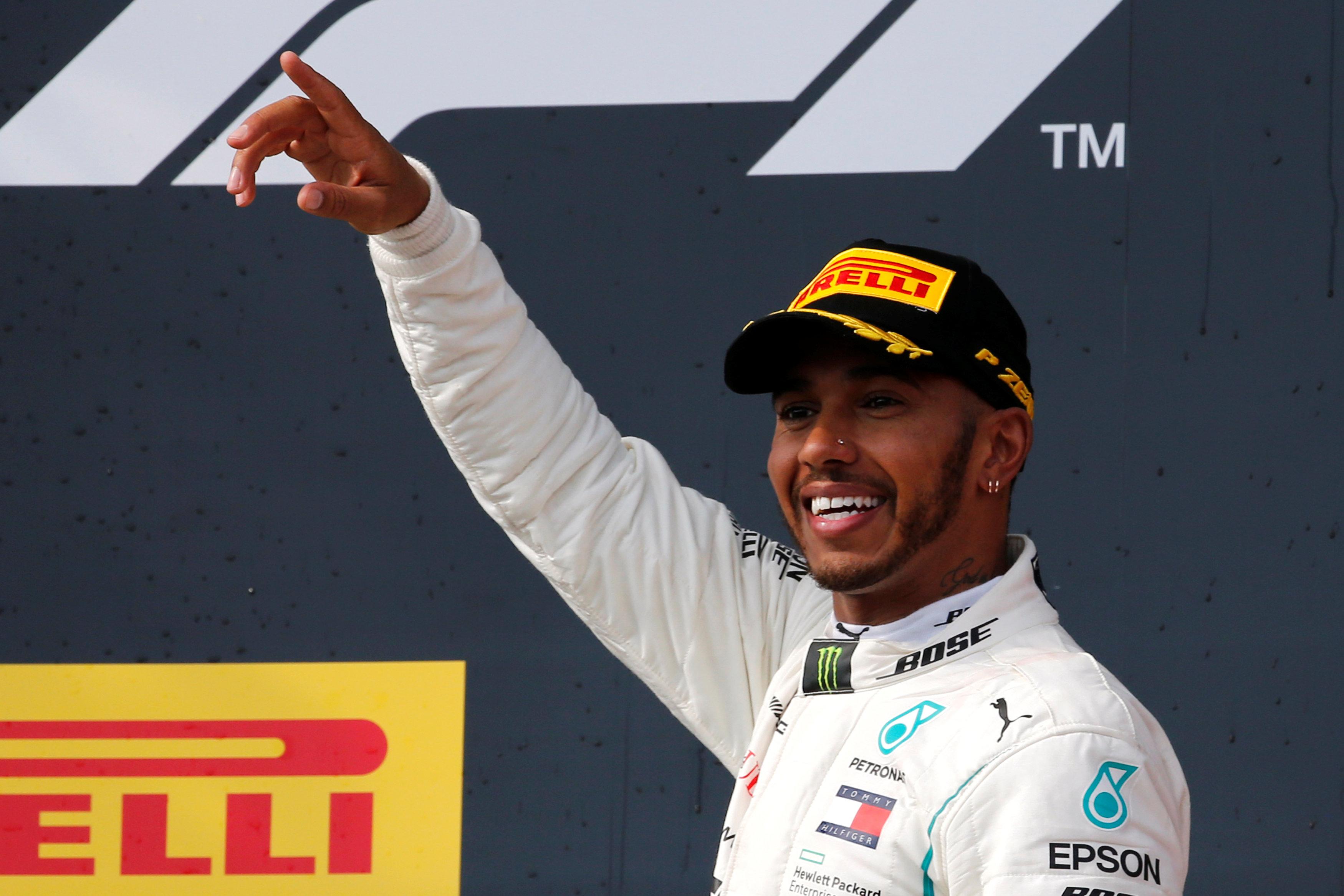 Motorsport: Hamilton hopes to pull away in Austria