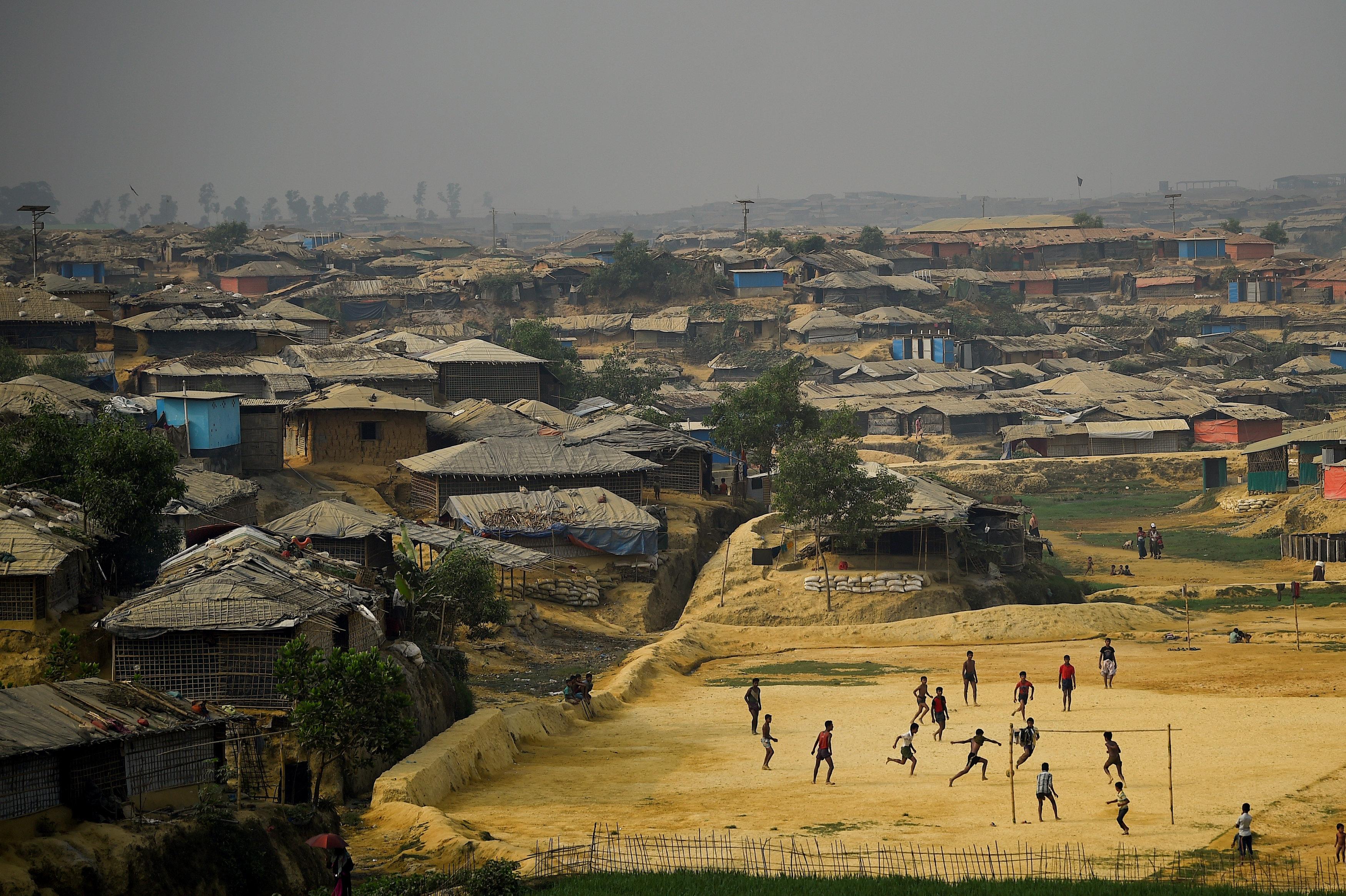 UN starts registering Rohingya refugees in Bangladesh