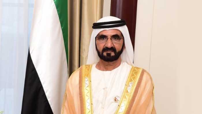 Dubai's ruler promotes UAE officer for helping expat family reach Oman