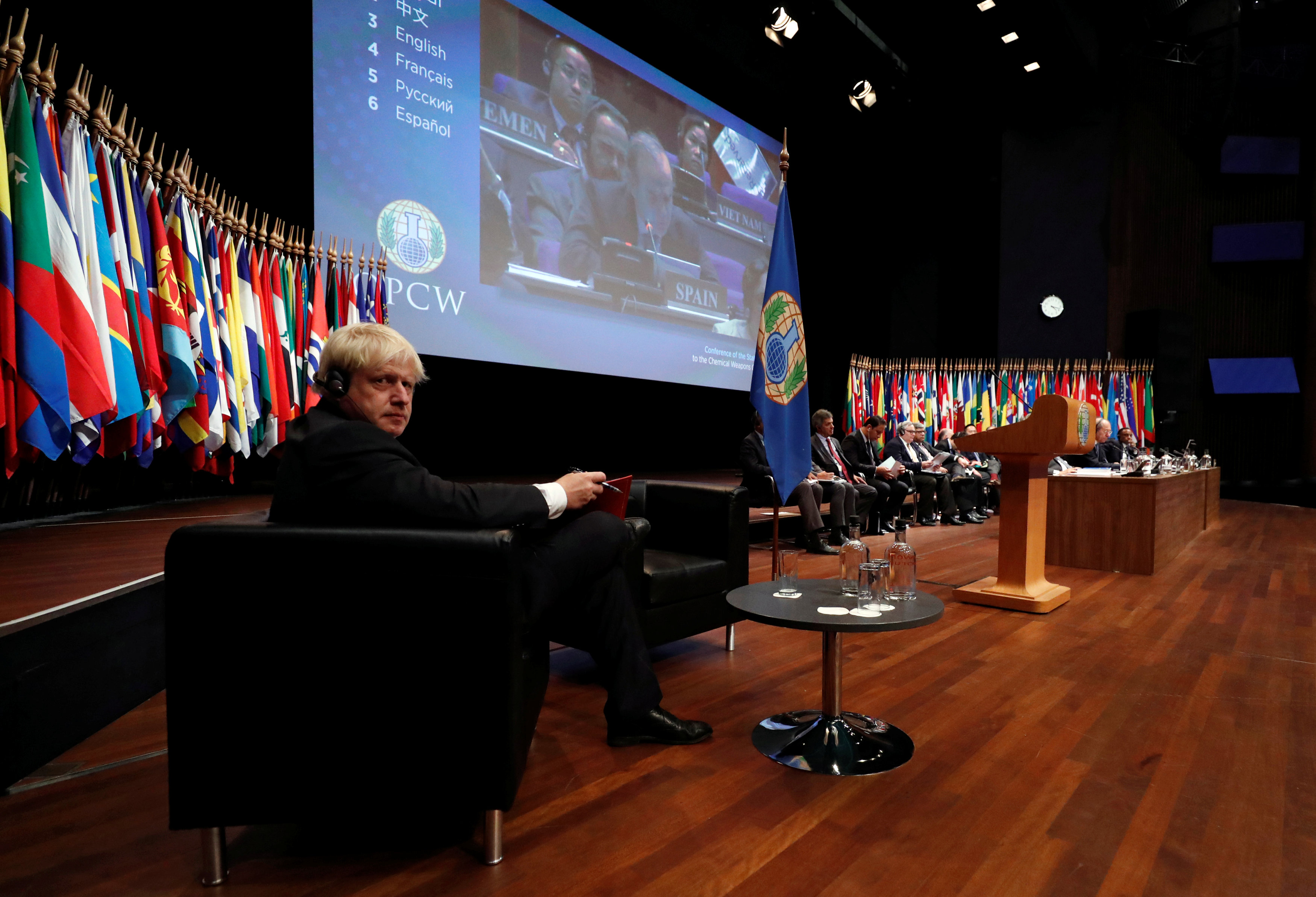 Chemical arms watchdog wins right to assign blame for attacks