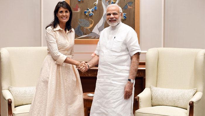 US envoy tells Modi important to cut imports of Iranian oil