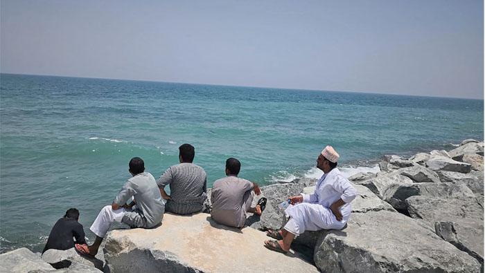 Body of teenage boy missing at sea in Liwa found
