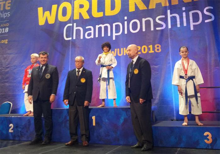10-year-old Omani wins karate championship in Scotland