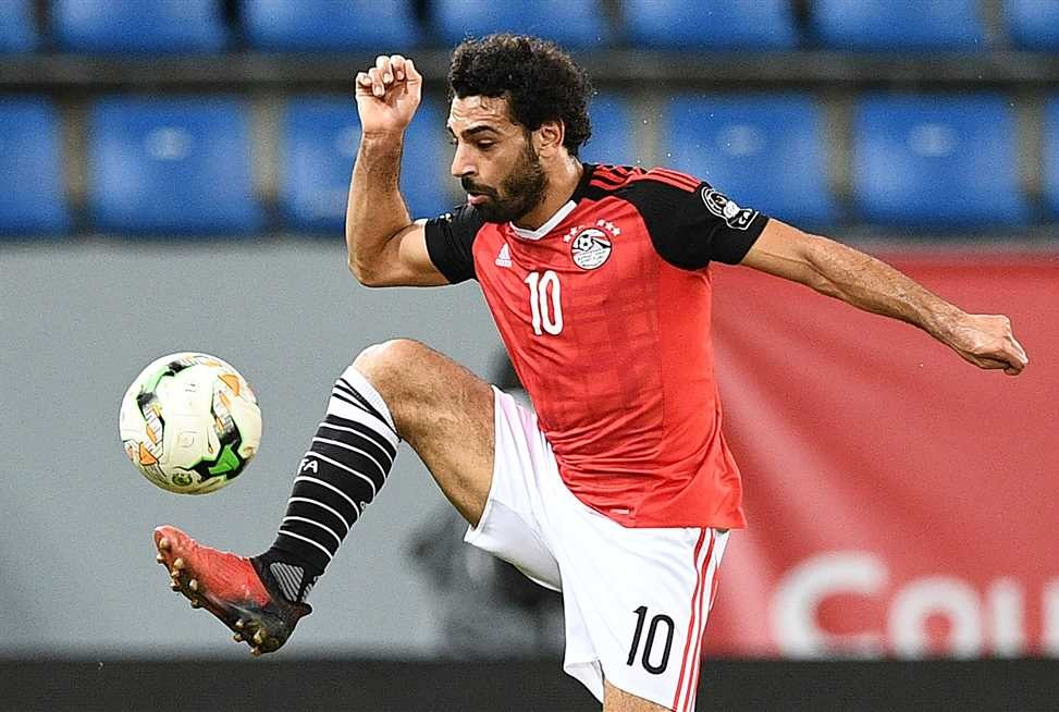 محمد صلاح يقود الفراعنة في كأس العالم