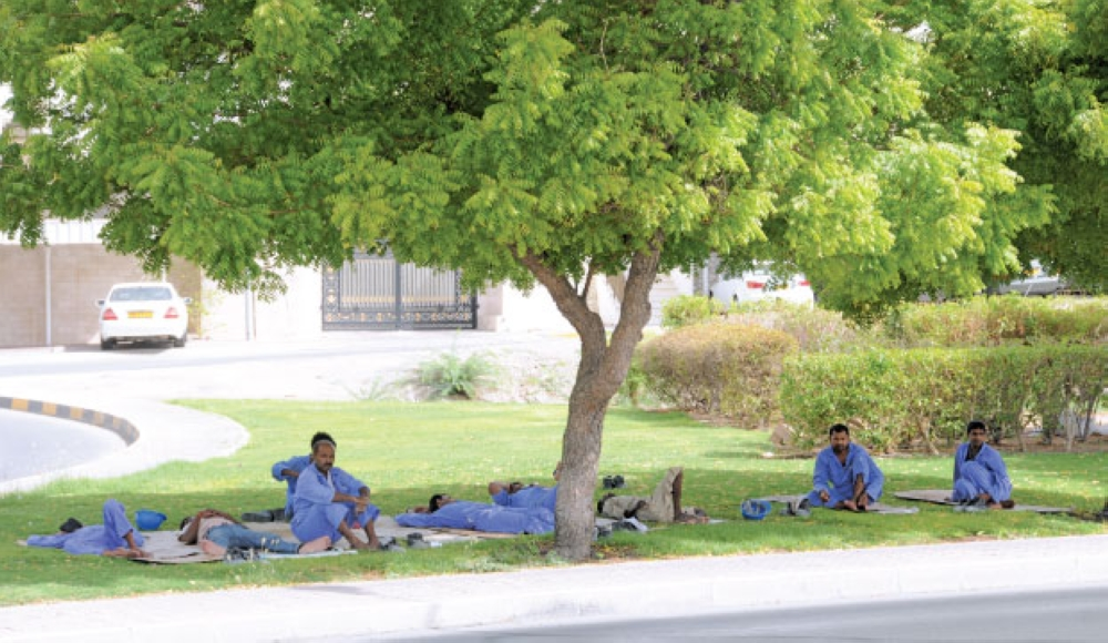 Ministry of Manpower launches heat exhaustion awareness campaign