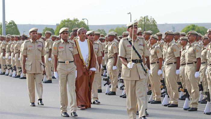 Royal Court Affairs Celebrates graduation of 15th batch recruits