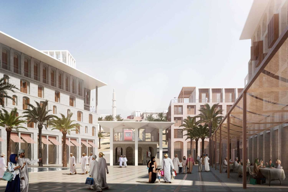 About 100,000 jobs at Madinat Al Irfan project in Oman