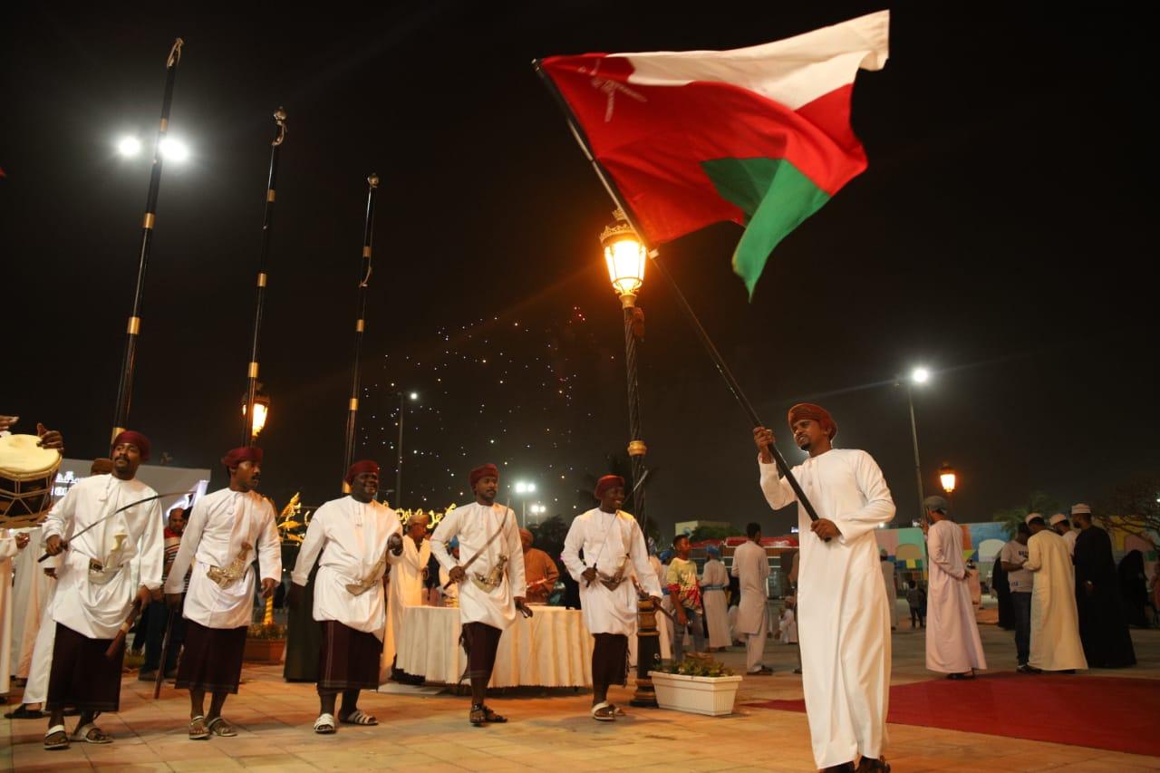 Salalah Tourism Festival 2018 kicks off