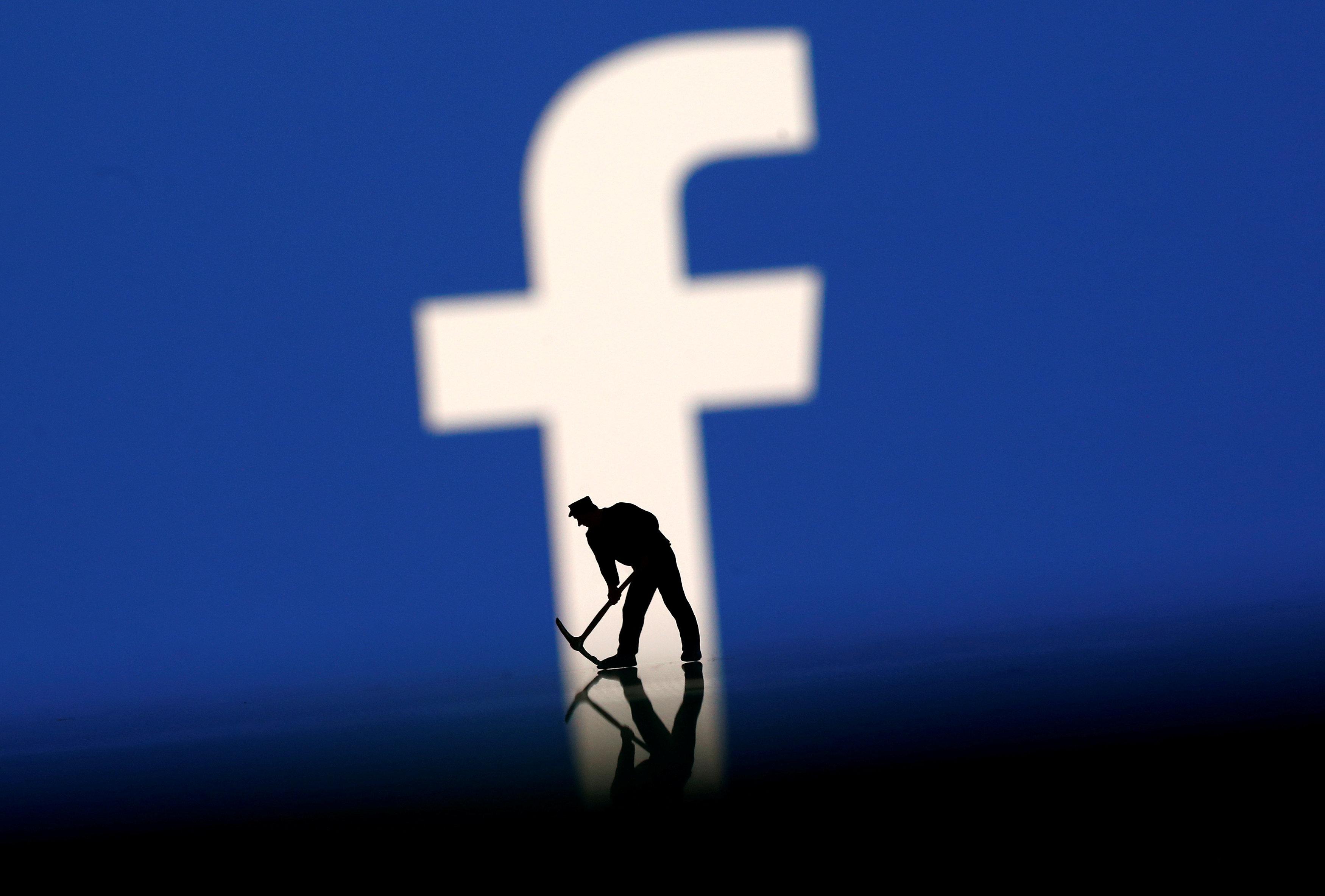 Facebook facing small UK fine over data protection breaches