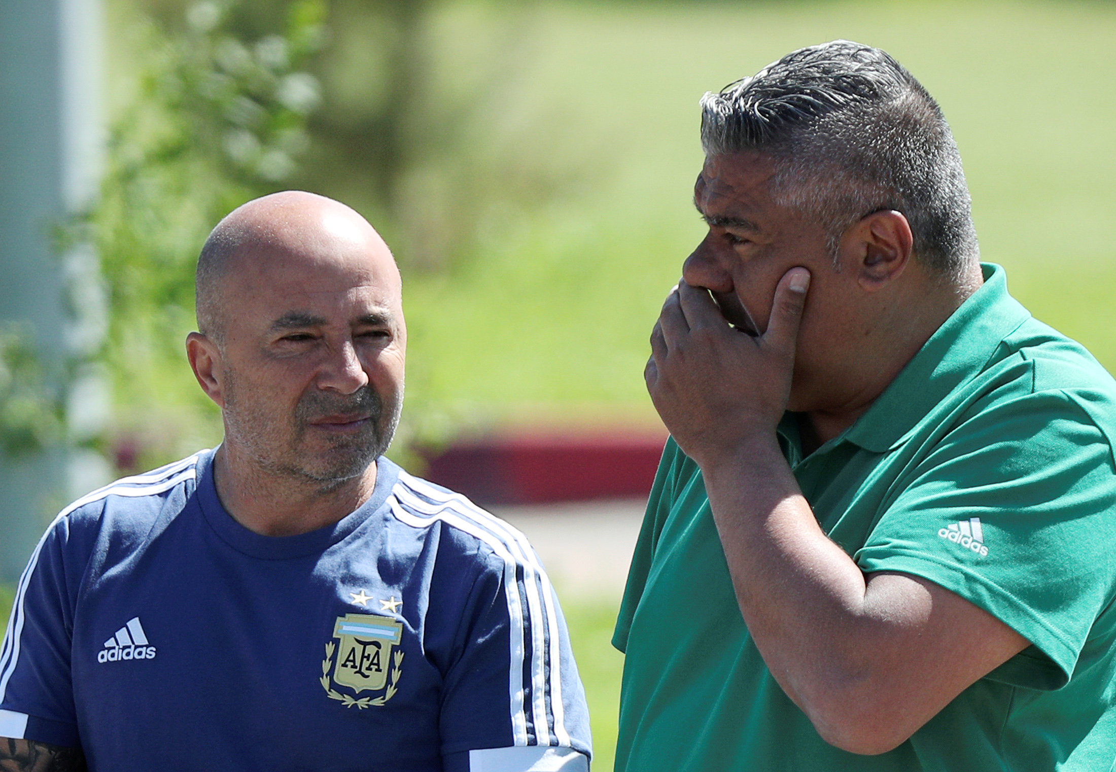 Football: Sampaoli stands down as Argentina coach after World Cup failure