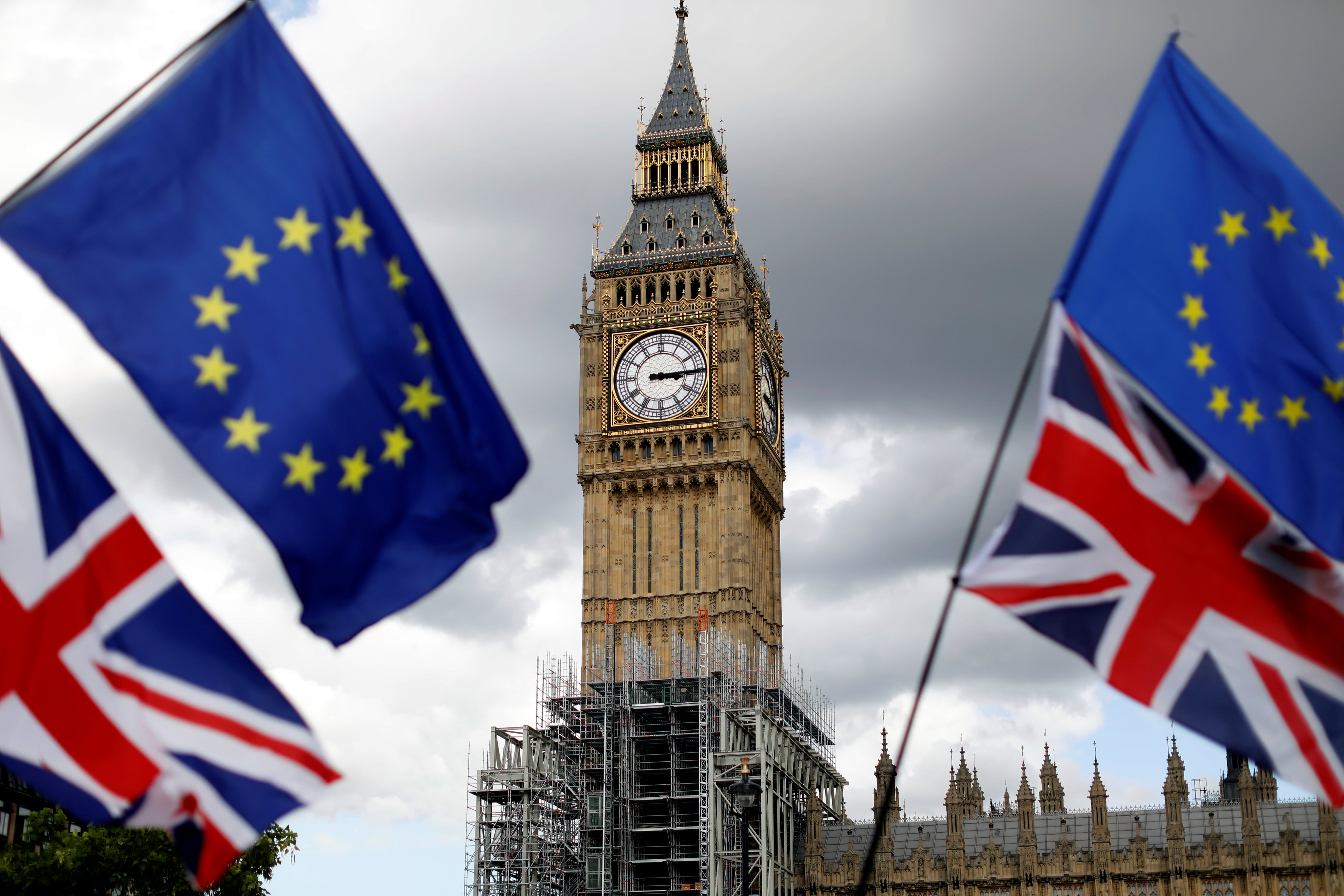 Beware the reach of taxman, Brexit bankers told