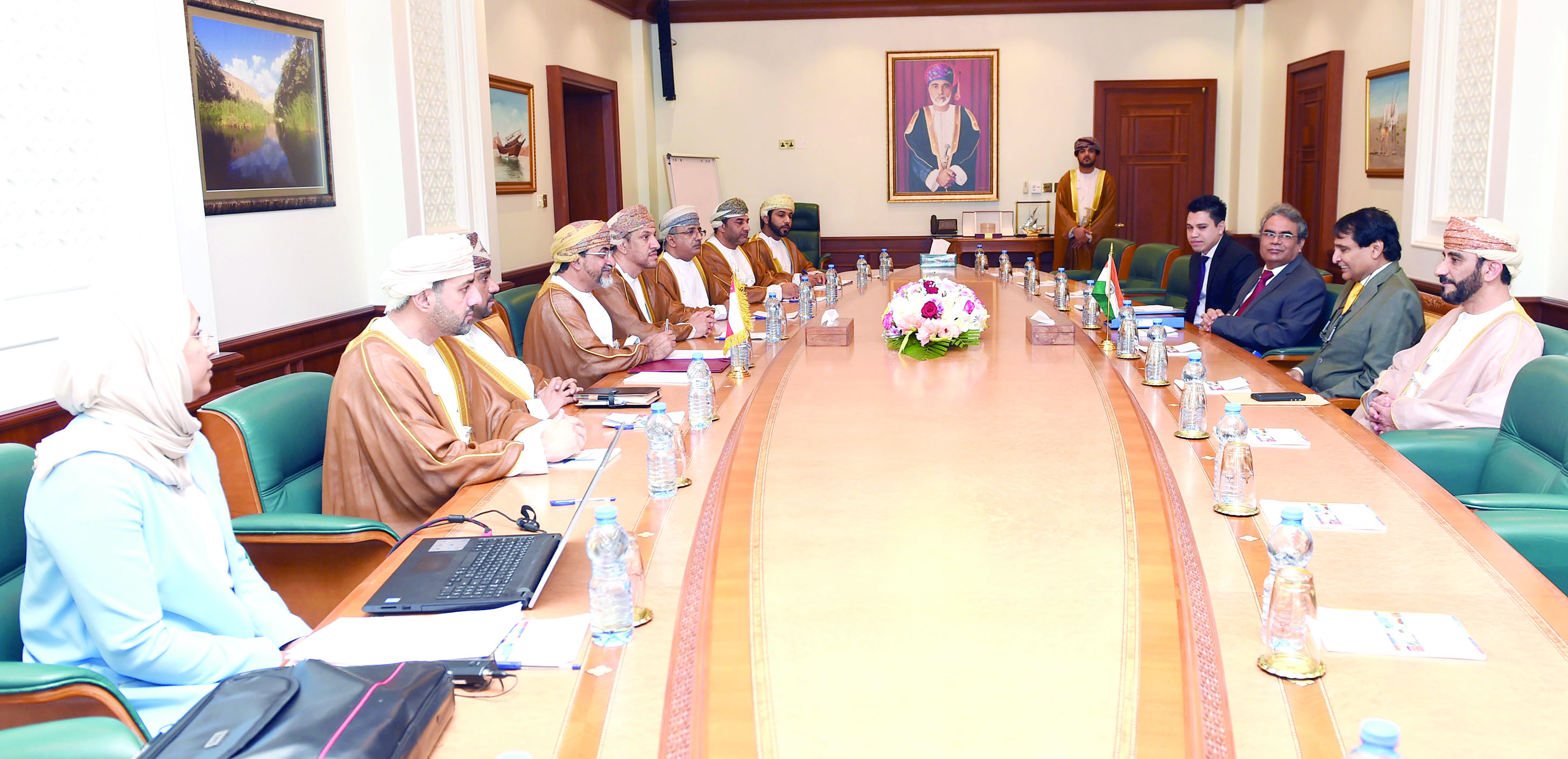 المحرزي: فعاليات سياحية عمانية في الهند قريباً