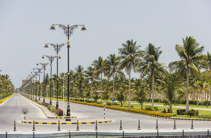 Khareef Salalah: In the land of coconut palms