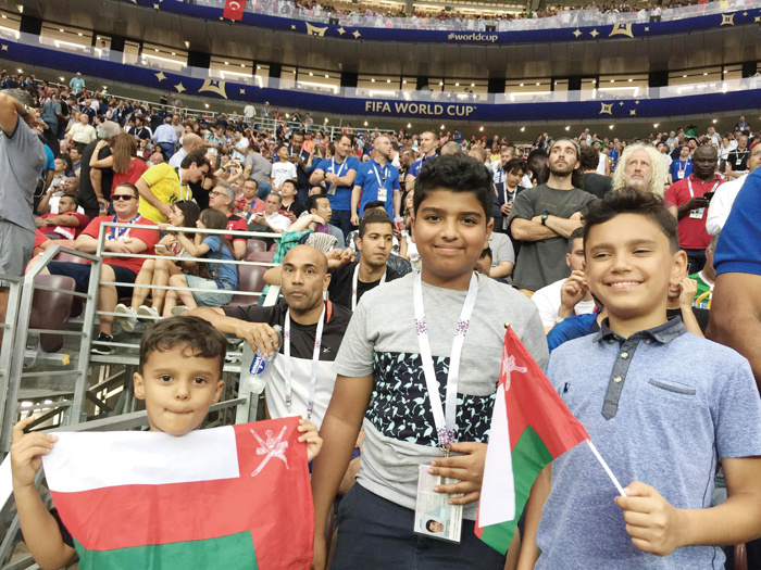 World Cup win a welcome relief, says French ambassador to Oman