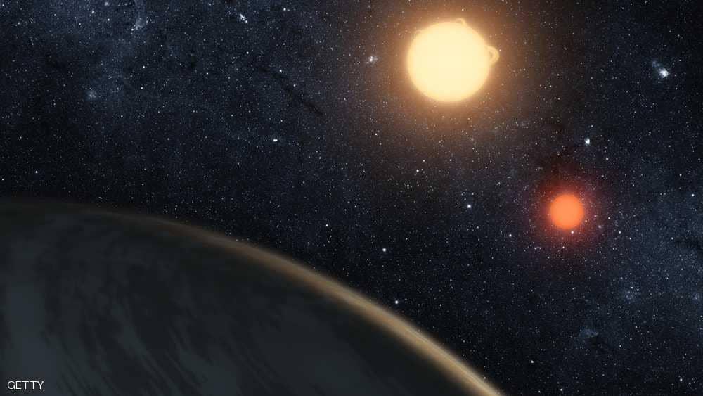 إمكانية رؤية كل من هذه الكواكب في ليلة خسوف القرن