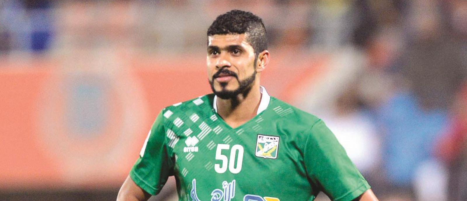 سعيد الرزيقي يحترف في نادي الطائي السعودي