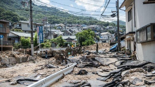 لهذا.. سفارات خليجية تحذر رعاياها باليابان من إعصار جونجداري