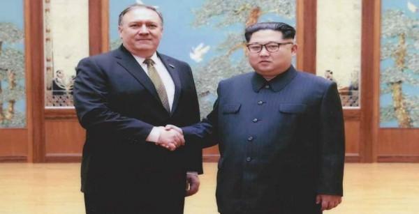 وزير الخارجية الأمريكي يصل كوريا الشمالية