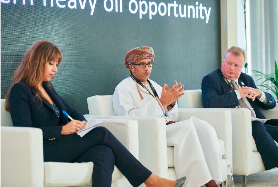 السلطنة تستضيف مؤتمر ومعرض النفط الثقيل سبتمبر المقبل