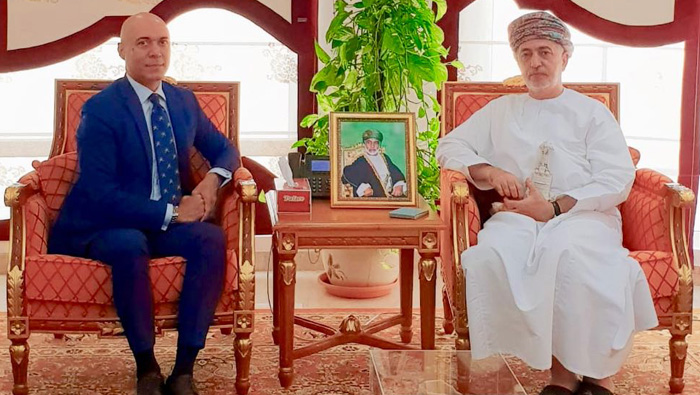 His Majesty's wise leadership praised by Pakistan envoy