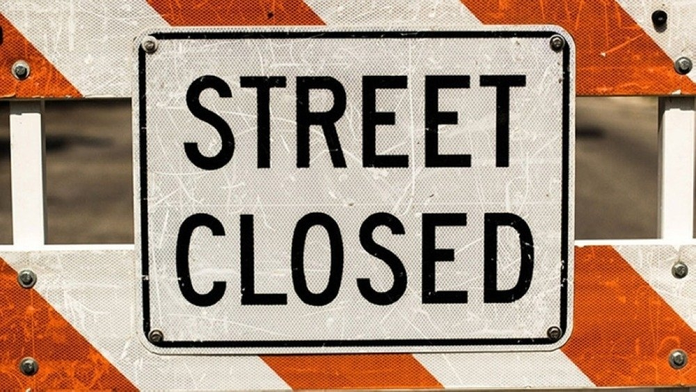 Muscat road closed for weekend maintenance