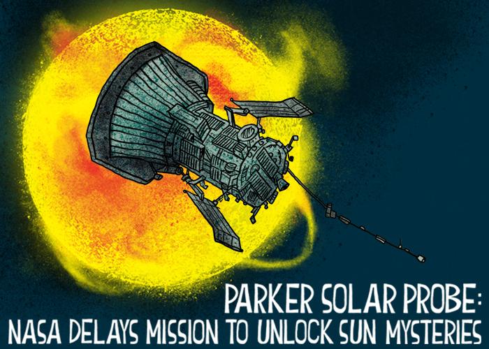 NASA delays mission to unlock sun mysteries