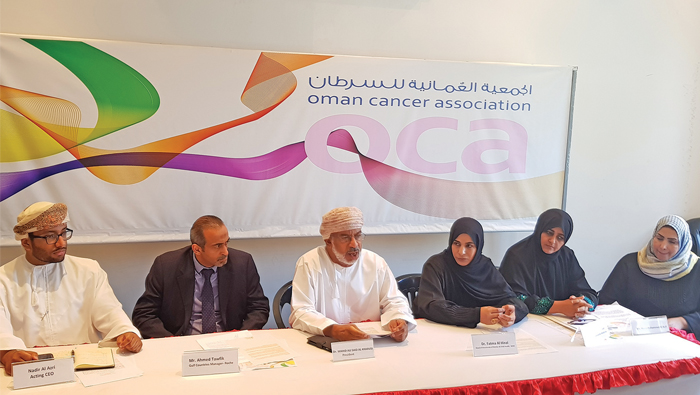 Oman Cancer Association to launch free breast cancer screening programme