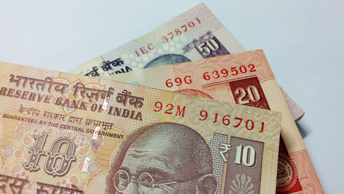 Indian rupee breaches INR180 mark against Omani rial