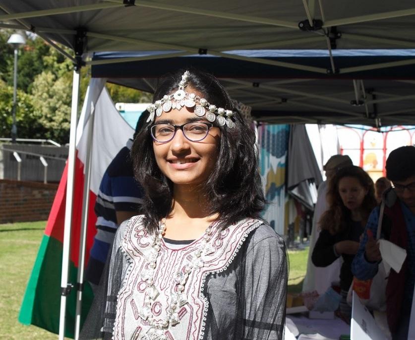بالصور.. طلبة عُمانيون ينظمون معرضا تعريفيا عن السلطنة بغرب أستراليا