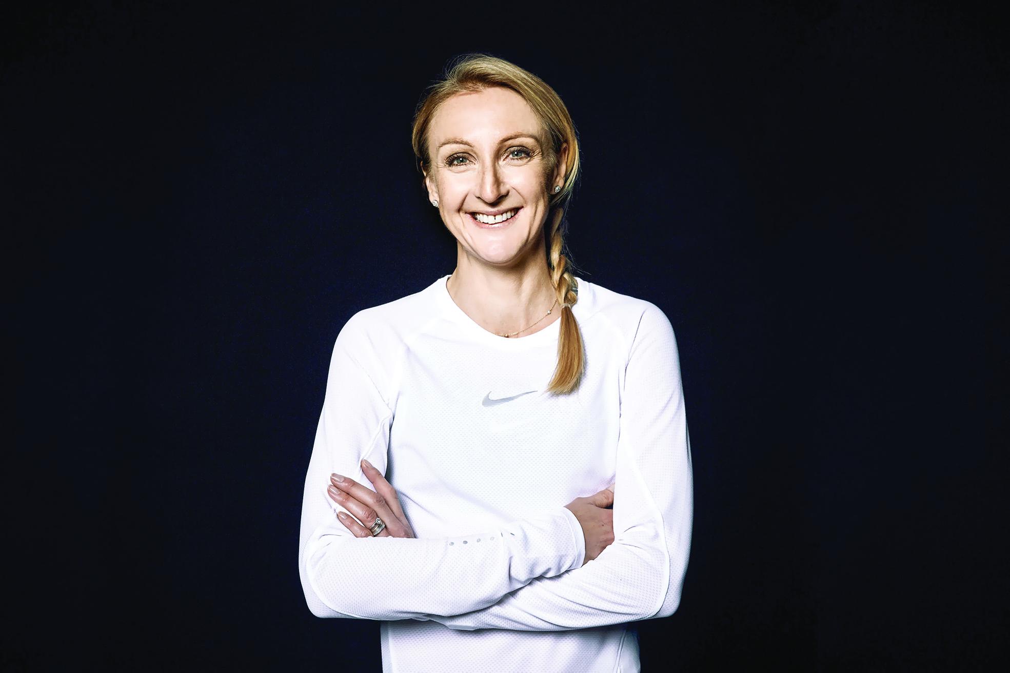 رادكليف سفيرة لماراثون الموج مسقط 2019