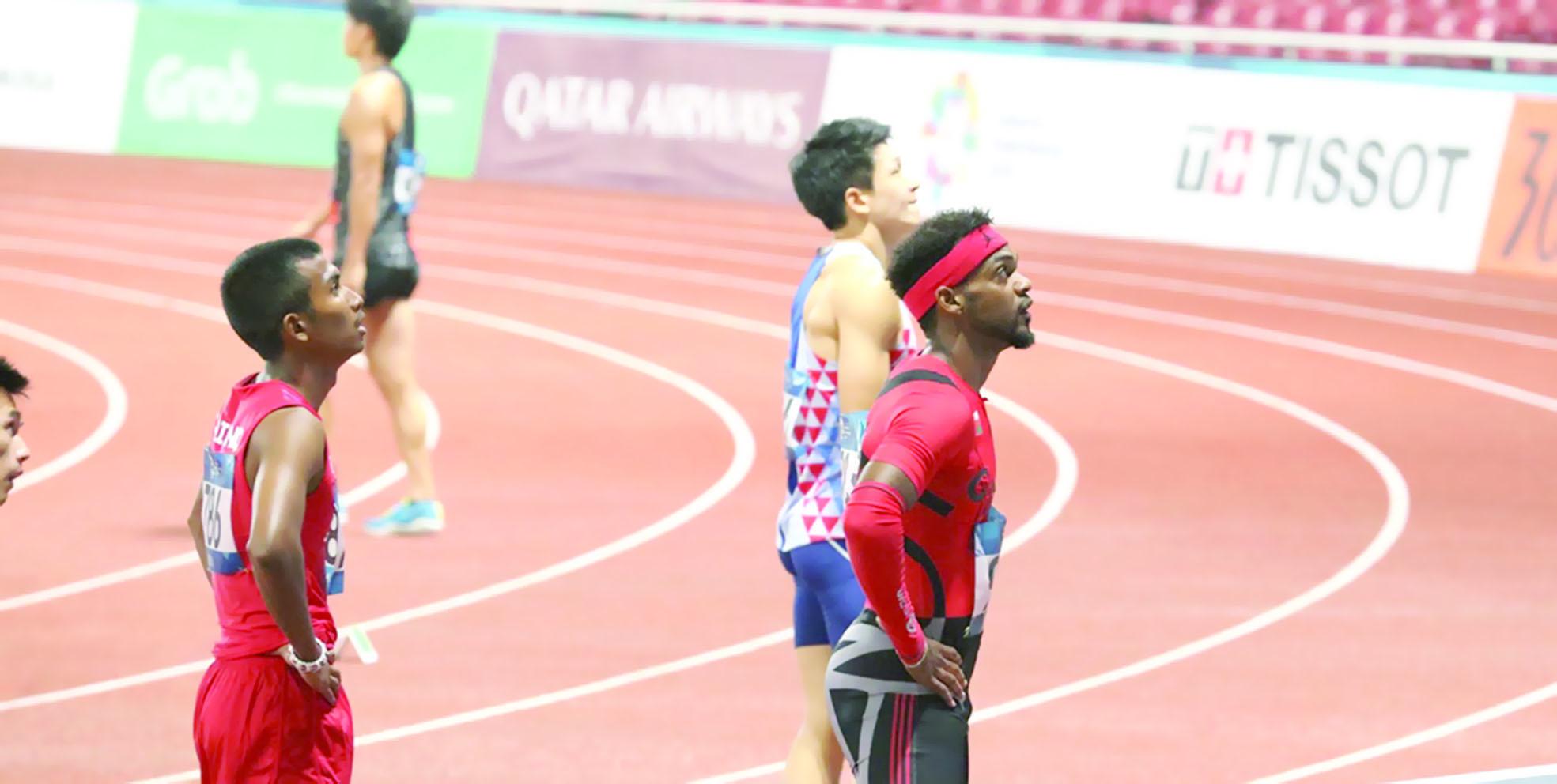 في دورة الألعاب الآسيويةالحارثي يودع و«الشراعي»يدخل أجواء المنافسة