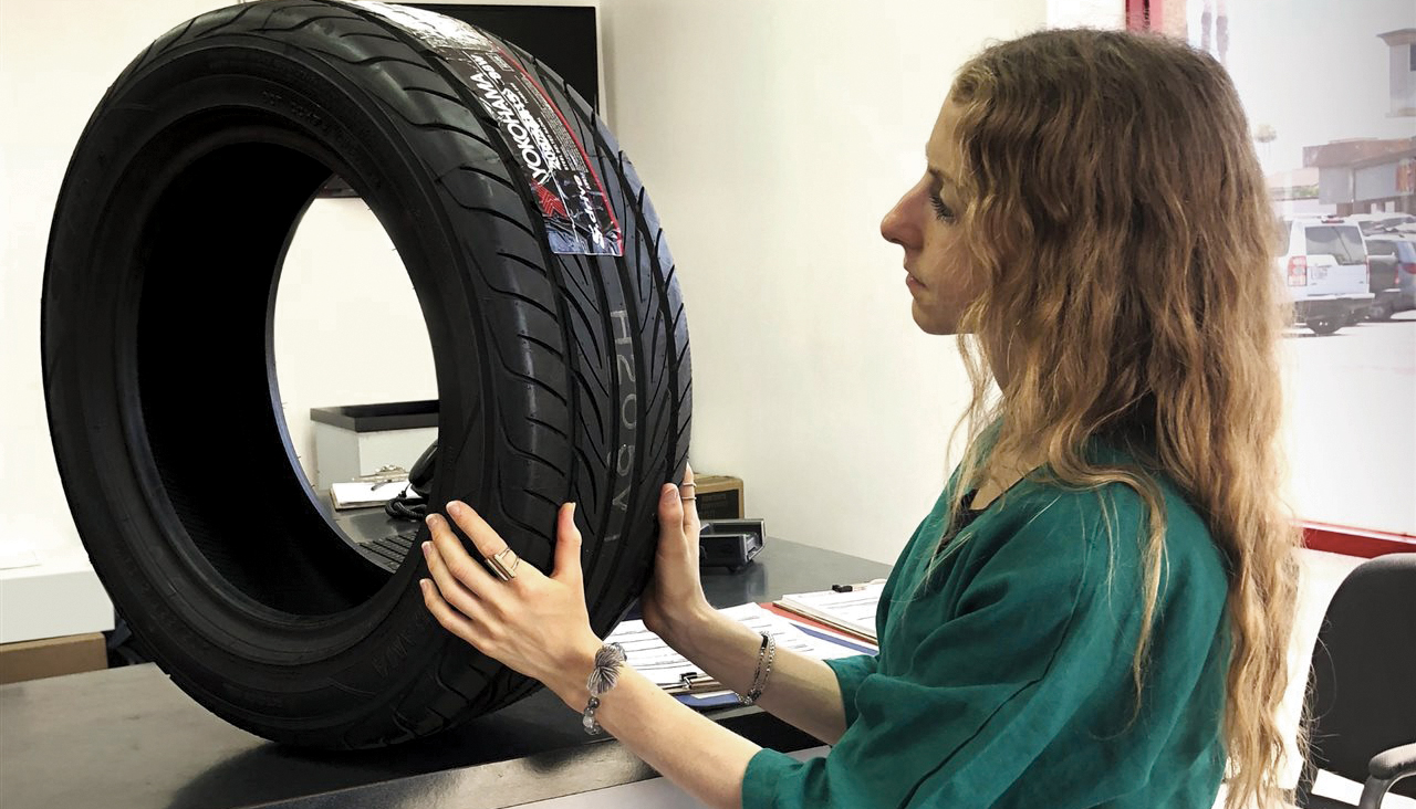 Tips on picking the right one: Your guide to tyre safety