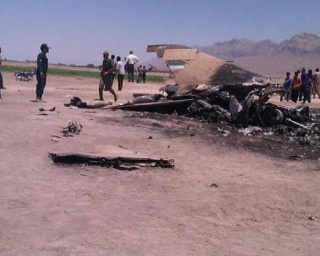 سقوط طائرة حربية إيرانية ومقتل قائدها