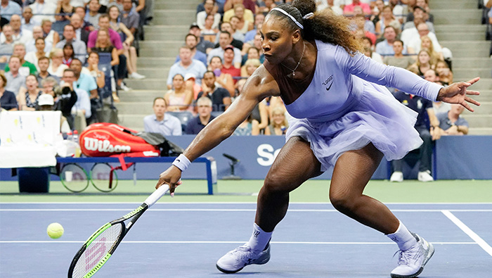 Tennis: Serena sees off Witthoeft to set up Venus clash