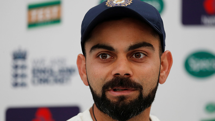 Cricket: Settled India have momentum on their side, says Kohli