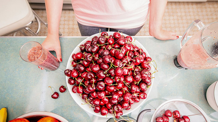 Your summertime prescription: Sweet cherries