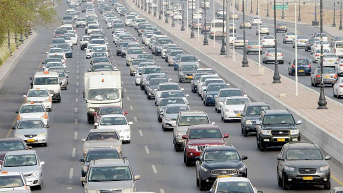 Government vehicle registrations in Oman fall by 89.7 per cent