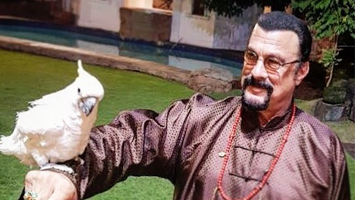 Russia tasks Hollywood actor Steven Seagal with improving U.S. ties