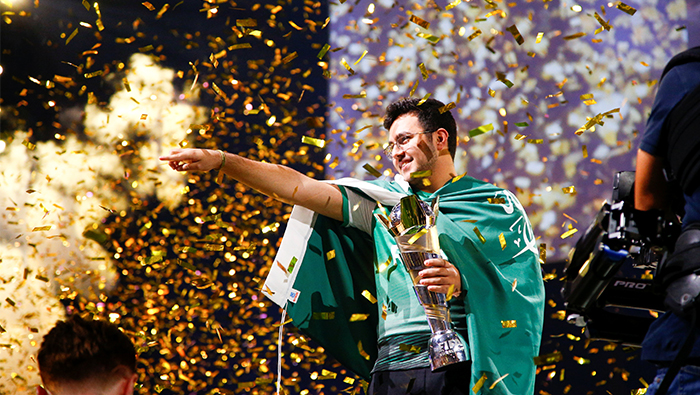 Saudi teen wins $250,000 at FIFA eWorld Cup gaming competition