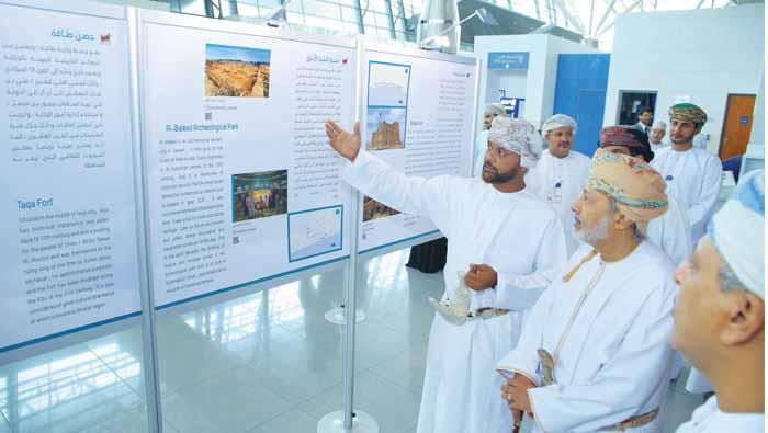 Salalah Airport celebrates Khareef with photo exhibition