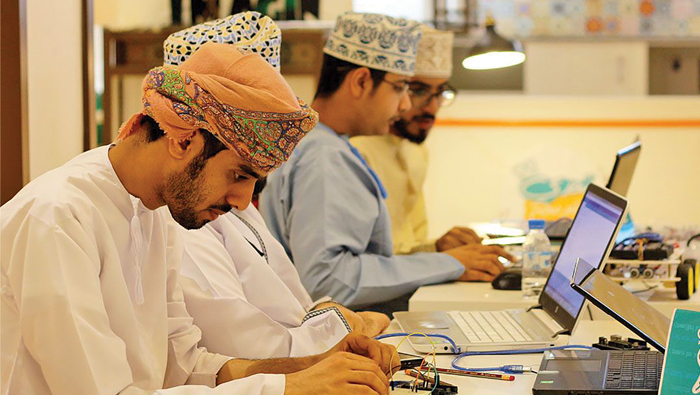 Programming competitions for Omani youth organised