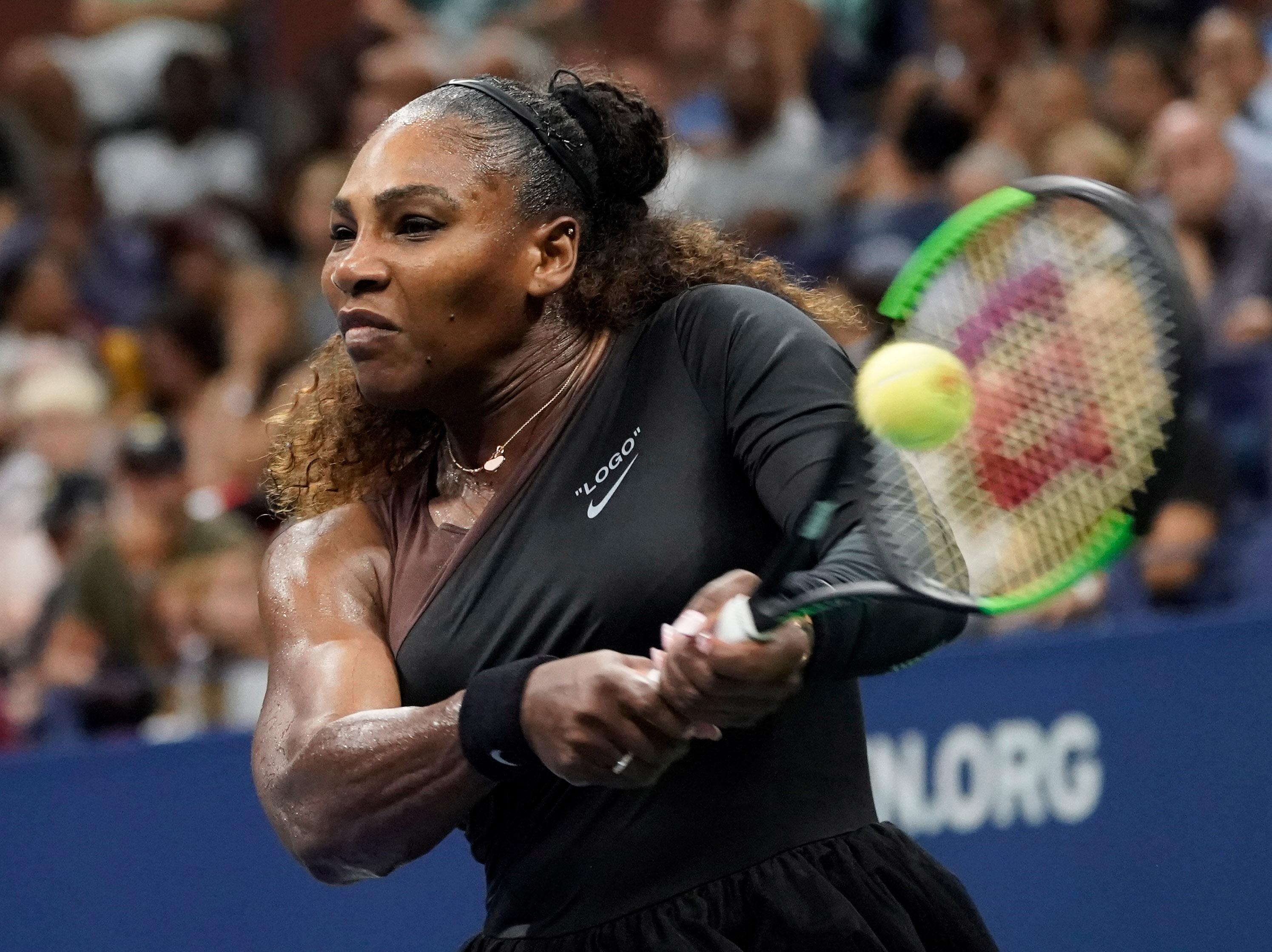 Tennis: Serena crushes Venus in family U.S. Open showdown