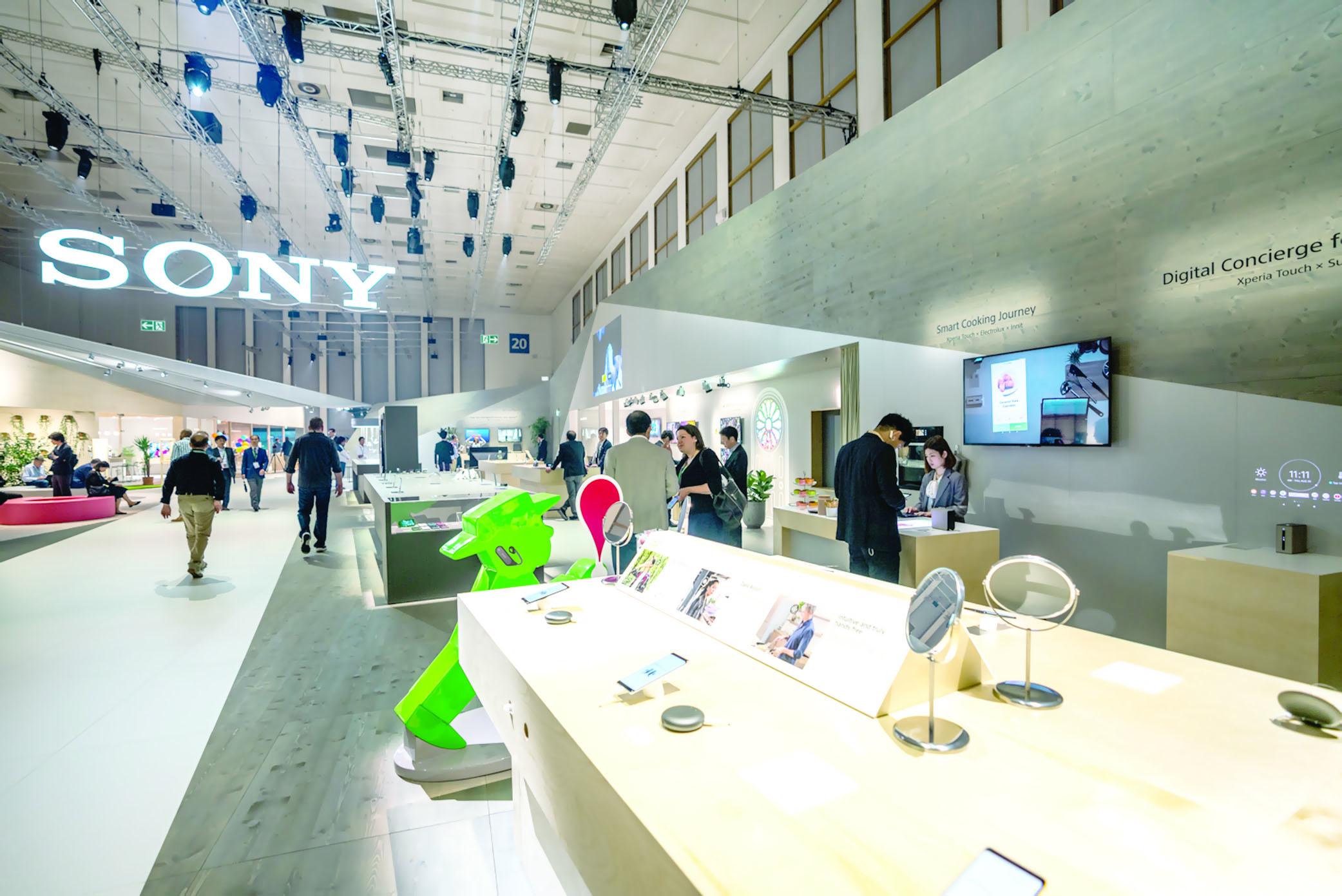 سوني تطرح منتجات جديدة في IFA