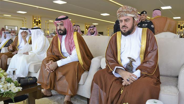 Asa'ad takes part in Saudi Camel Festival closing ceremony