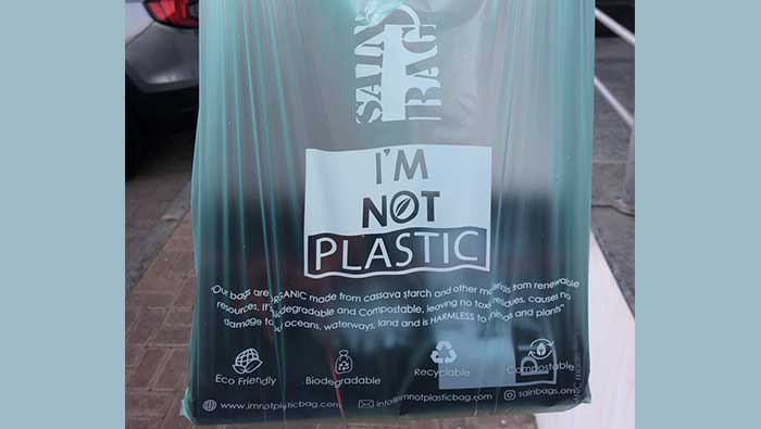 Looking for an alternative to plastic bags in Oman? This could be it