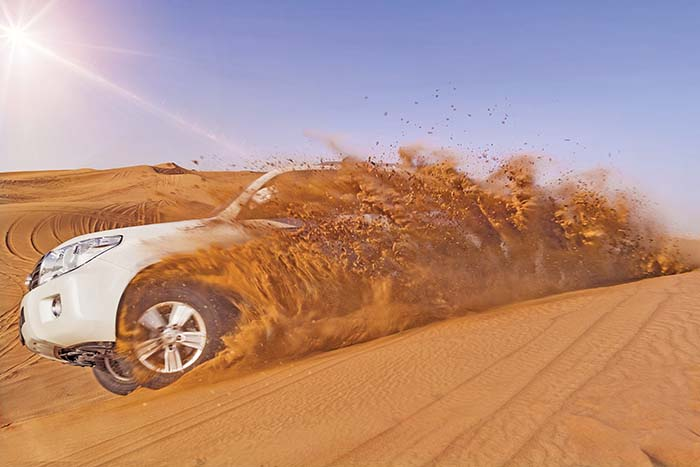 Tips for choosing all-terrain or off-road tyres