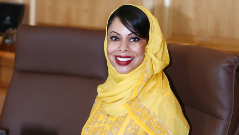 Omani named 22nd most influential woman in Middle East